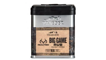 Traeger Rub - Big Game