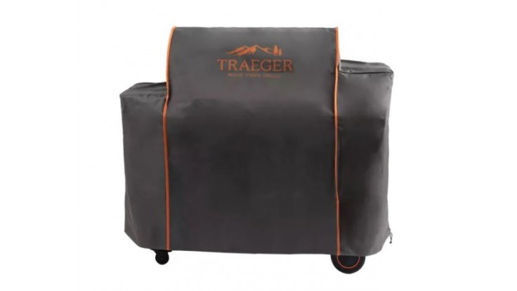 Traeger - Timberline 1300 Grill Cover Full Length