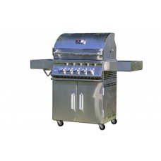 Whistler Grills 300 Gas BBQ - Free Cover & Rotisserie