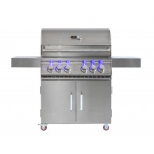 Whistler Grills - Whistler 400 Gas BBQ - Free Cover & Rotisserie