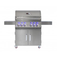 Whistler Grills 400 Gas BBQ - Free Cover & Rotisserie