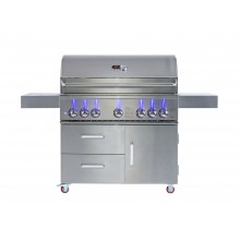 Whistler Grills - Prime 500 Gas BBQ - Free Cover & Rotisserie