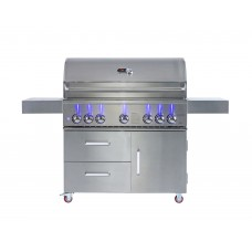 Whistler Grills Prime 500 Gas BBQ - Free Cover & Rotisserie