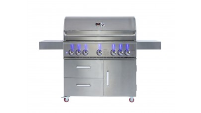 Whistler Grills Prime 500 Gas BBQ - Ex Demo Model