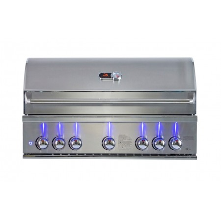 Whistler Grills - Prime 500 Built in Gas BBQ - Free Cover & Rotisserie