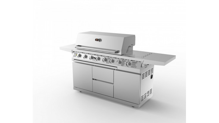 Whistler Grills Cirencester 6 Gas BBQ