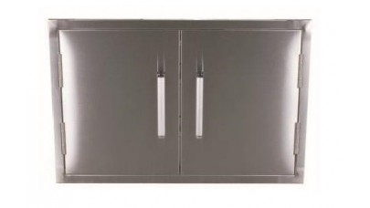 Whistler Grills Stainless Steel Double Door