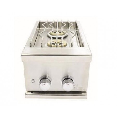 Whistler Grills - Prime 500 Built In Side Burner