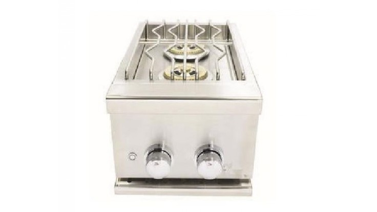 Whistler Grills Burford Side Burner 5