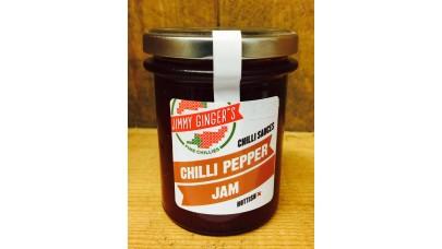 Jimmy Ginger's Chilli Jam 212ml