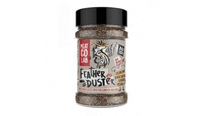 "Angus & Oink - ""Feather Duster"" BBQ Rub 200g"