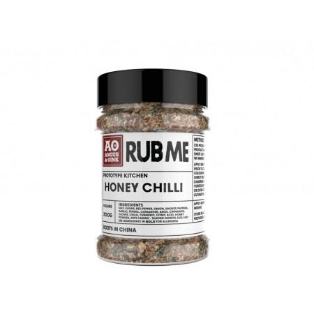 Angus & Oink - Honey Chilli Seasoning 200g