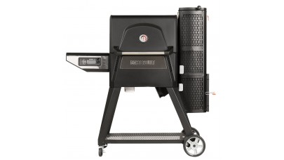 Masterbuilt - Gravity Series 560 Digital Charcoal Grill and Smoker with Free Cover