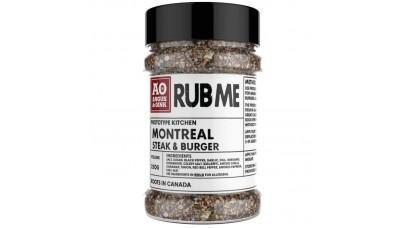 Angus & Oink - Montreal Steak Burger Rub