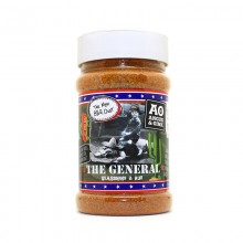 "Angus & Oink - ""The General"" Tex Mex BBQ Dust 200g"