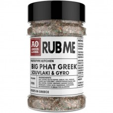 "Angus & Oink ""Big Phat Greek"" Seasoning 210G"