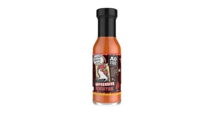 Angus & Oink - Impressive Rooster Buffalo Sriracha Sauce
