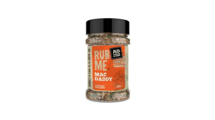 "Angus & Oink ""Mac Daddy"" Seasoning 200G"