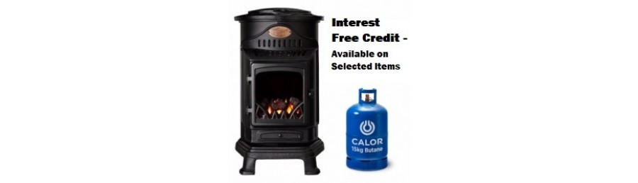 Local area - Portable Gas Heaters