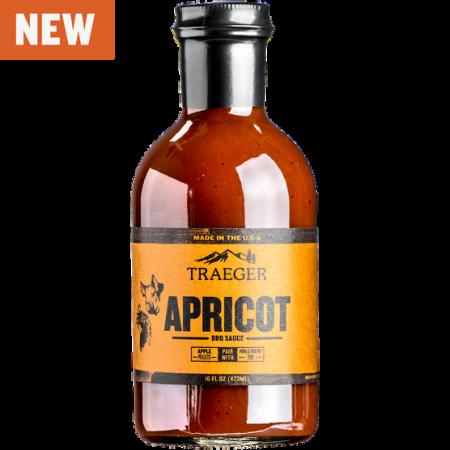 Traeger Apricot BBQ Sauce - 473ml SAU043