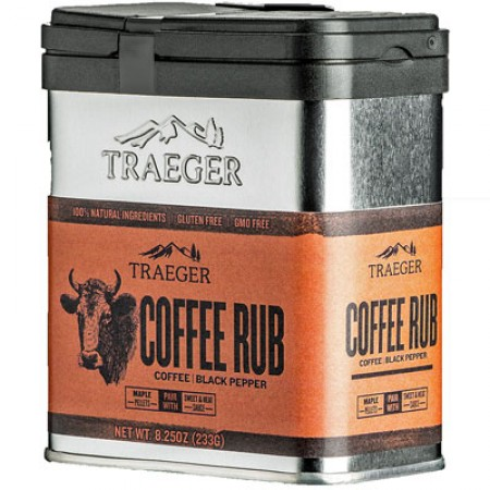 Traeger Coffee Rub - 234g SPC200