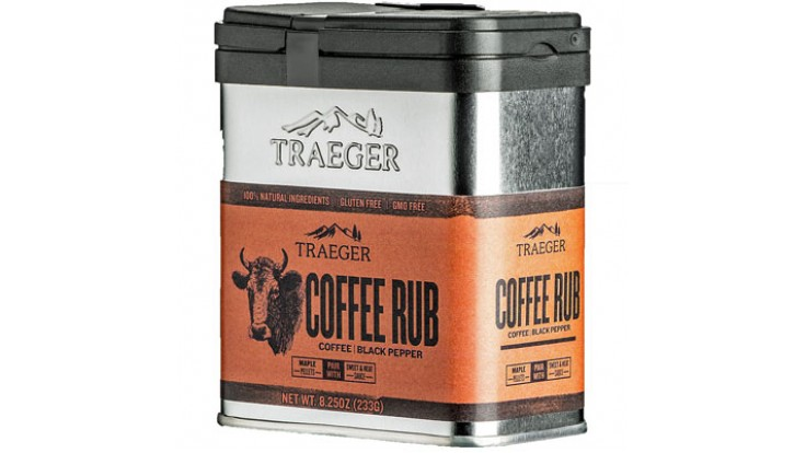 Traeger Rub - Coffee