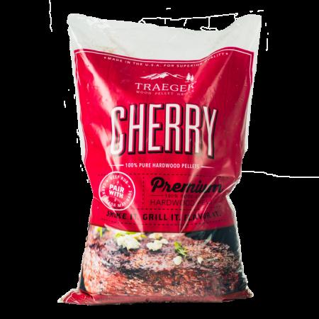 Traeger Cherry Hardwood Pellets 20lbs (9kg)