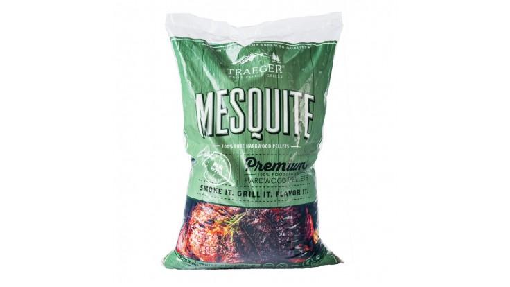 Traeger Pellets - Mesquite - 9kg