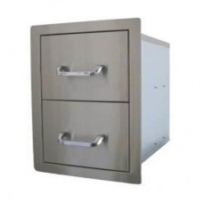 Beefeater Signature Built-In Double Drawer