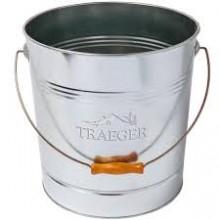 Traeger Pellet Metal Storage Bucket BAC587