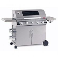 BeefEater Discovery Plus 1100E 5 Burner Gas Barbecue - Local Area - Pre Assembled