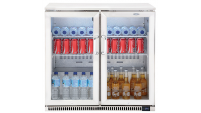 Beefeater Display Fridge Double Door