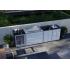BeefEater Profresco Proline 6 Quatro Outdoor Kitchen