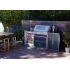 BeefEater ProFresco Signature 4 Trio Outdoor Kitchen