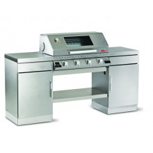 Beefeater Discovery Premium 1100S 4 Burner Kitchen BBQ