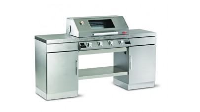 Beefeater Discovery Premium 1100S 4 Burner Kitchen BBQ