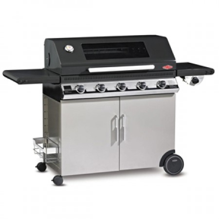 BeefEater Discovery 1100E 5 Burner Gas Barbecue - Local Area - Pre Assembled