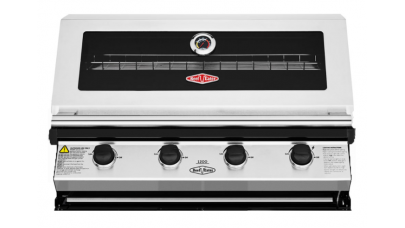 Beefeater 1200S Built In 4 Burner Gas BBQ