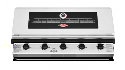 Beefeater 1200S Built In 5 Burner Gas BBQ