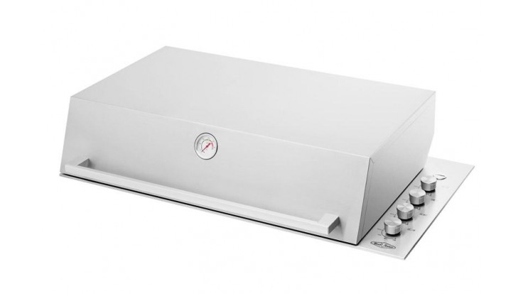 Beefeater Signature Proline 6 Burner Built In BBQ with Hood