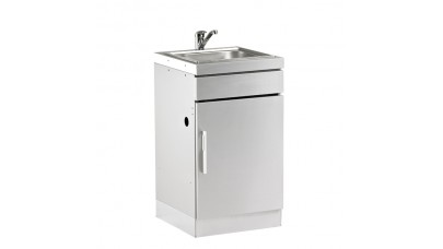 Beefeater Discovery ODK Kitchen Sink Unit Stainless Steel
