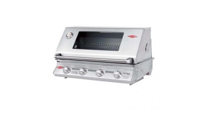 Beefeater Signature 3000S 4 Burner Built In Grill (Cast Iron)