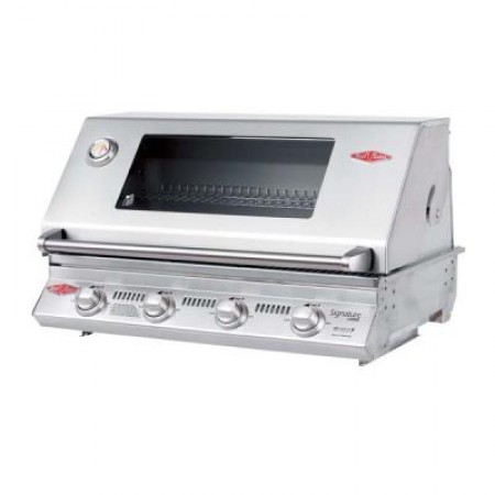 Beefeater Signature 3000S 4 Burner Built In Grill (Stainless Steel)