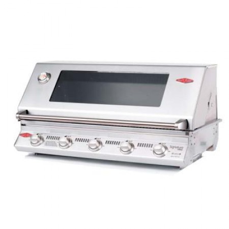 Beefeater Signature 3000S 5 Burner Built In Grill (Cast Iron)