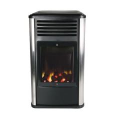 Manhattan Portable Real Flame Gas Heater