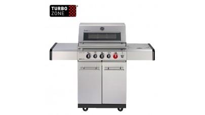 Lifestyle - Enders Kansas Pro 3 SIK Turbo Gas BBQ