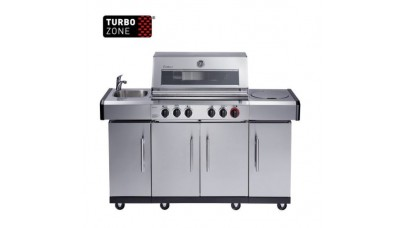 Lifestyle - Enders Kansas Pro 4 PROFI Turbo Gas BBQ