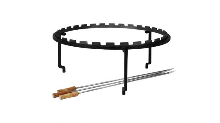 OFYR - Horizontal Grill Skewer Set for 100
