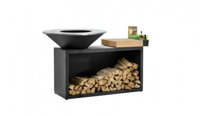OFYR - Island Black 100 with Rubberwood Block