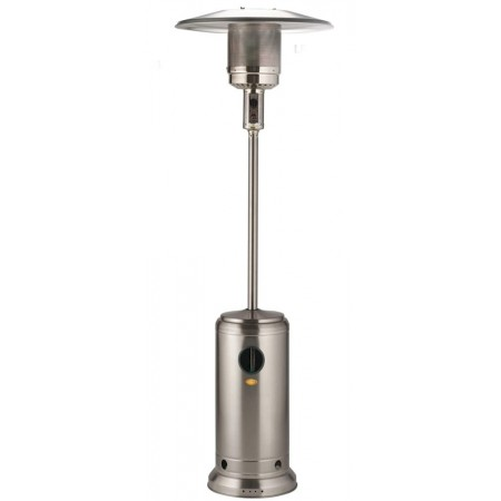 Lifestyle Edelweiss Stainless Steel Patio Heater (Pre Order)